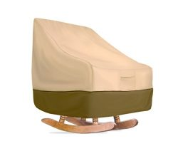 Pyle PVCCH28 Armor Shield Rocker, Glider, Rocking Chair Protective Storage Cover, Universal All- ...