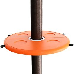 Patio heater table,Heater accessories,Pole table,Camping table, Outdoor table