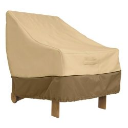 Classic Accessories Veranda Adirondack Patio Chair Cover – Durable and Water Resistant Out ...