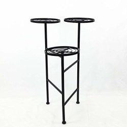 AIDELAI Simple flower frame creative iron floor style modern living room bedroom flower pot fram ...