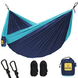 Hammock for Camping Single & Double Hammocks – Top Rated Best Quality Gear For The Ou ...
