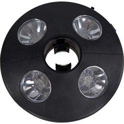Sundale Outdoor Super Bright 24 LED Patio Umbrella Light