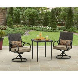 Better Homes and Gardens 3-Piece Layton Ridge Bistro Set
