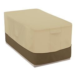 Classic Accessories Veranda Patio Deck Box Cover – Durable and Water-Resistant Patio Furni ...