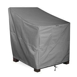 KHOMO GEAR – TITAN Series – Patio Chair Cover – Heavy Duty Premium Outdoor Fur ...