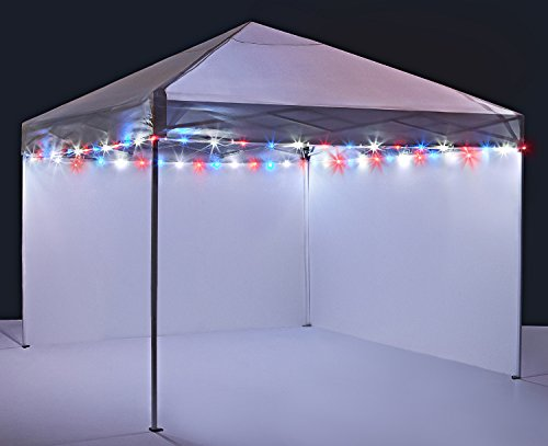 Brightz Ltd Canopy Brightz Led Tailgate Canopy And Patio