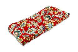 Stratford Home Indoor / Outdoor Bench Cushion, Daelyn Cherry
