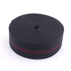 Houseables Chair Webbing, Elastic, Elasbelt, Two Inch (2″) Wide, Forty Ft (40′) Roll ...