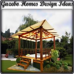 Gazebo Homes Design Ideas