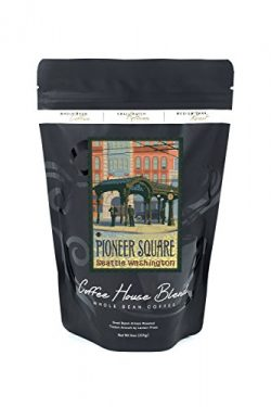 Pioneer Square Pergola (8oz Whole Bean Small Batch Artisan Coffee – Bold & Strong Medi ...