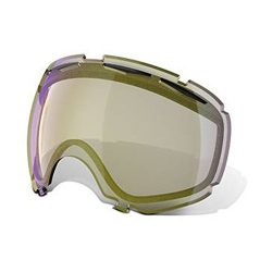 Oakley Canopy Replacement Lens, Hi Yellow
