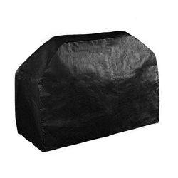 "67"" Grill Cover Heavy Duty Garden Patio Outdoor Waterproof Dustproof BBQ Barbecue Gas (Bla ..."