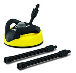 Karcher T300 Hard Surface Cleaner for Karcher Electric Power Pressure Washers (Deck, Driveway, P ...