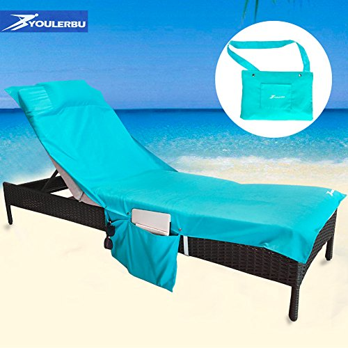 Youlerbu Beach Chair Cover,Pool Lounge Chair Towel Beach Towel with on buffet chair covers, club chair covers, barwa lounge chair covers, terry cloth lounge chair covers, leather chair covers, living room chair covers, chase chair covers, tub chair chair covers, ottoman chair covers, wicker lounge chair covers, beach lounge chair covers, pool lounge chair covers, outdoor chair covers, cushion chair covers, bridesmaid lounge chair covers, bar chair covers, indoor chaise chair covers, discontinued ikea chair covers, hammock chair covers, patio chair covers,