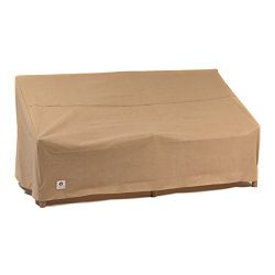 Duck Covers Essential Patio Sofa Cover, 87-Inch