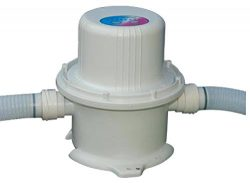 Pool Central 220-240 Volt White above Ground Spa Heater Pump Swimming Pool