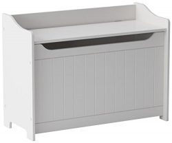 Catskill Craftsmen Storage Chest/Bench, White