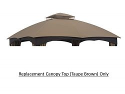 Replacement Canopy Top for Lowe's 10′ x 12′ Gazebo #TPGAZ17-002C