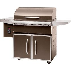 Traeger TFS60LZC Grills Select Elite Wood Pellet Grill and Smoker – Grill, Smoke, Bake, Ro ...
