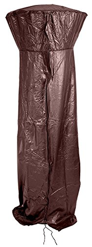 Fire Sense Full Length Patio Heater Cover (Mocha-Brown)