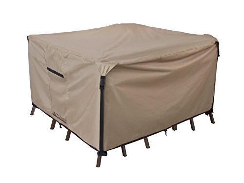 Square Round Patio Heavy Duty Table Cover 600d Tough