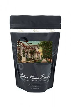 View of the Hotel Maryland and Pergola (8oz Whole Bean Small Batch Artisan Coffee – Bold & ...