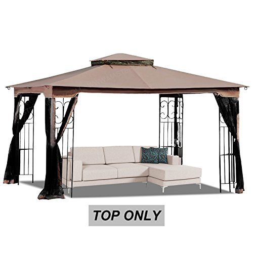 MASTERCANOPY 10u2032 x 12u2032 Gazebo Replacement Canopy Roof for Model GZ798PST-E  sc 1 st  PatiosMe & MASTERCANOPY 10u0027 x 12u0027 Gazebo Replacement Canopy Roof for Model ...