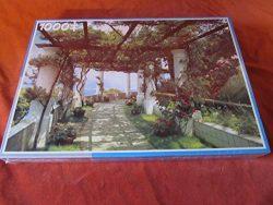 King 1000 Piece Puzzle. Pergola, Capri, Italy