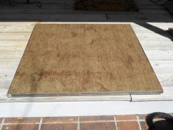 Deck Protect Fire Pit Pad Combo 36″ X 36″