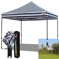 ABCCANOPY 10×10 Kingkong-series Thin Stripe Canopy