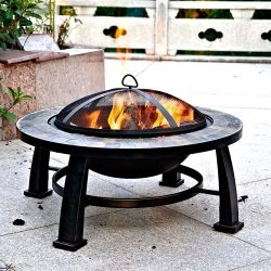 Fire Pit Sale Today! This Wood Burning Fire Pit Can Replace Gas Fire Pits Guarenteed. This 30 ...