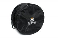 Outland Firebowl UV and Weather Resistant 761 Mega Carry Bag, Fits 24-Inch Diameter Outdoor Prop ...
