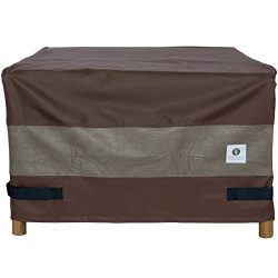 Duck Covers Ultimate Square Fire Pit Cover, 32-Inch
