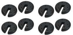 Quik Shade Canopy Weight Plate Set (2 Set of 4)