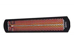 Bromic Tungsten Smart Radiant Infrared Electric Patio Heater, 6000-watt