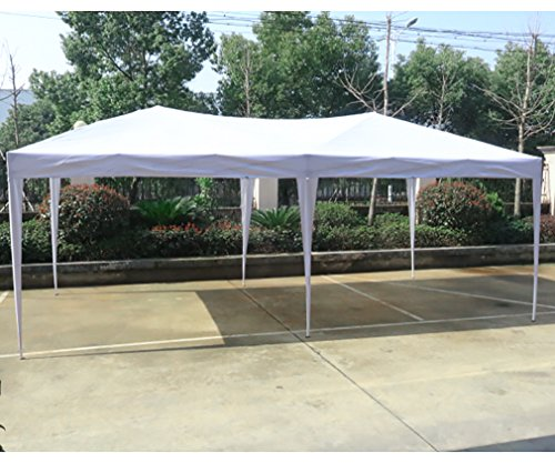 Bestmassage 10 X20 Ez Pop Up Canopy Tent Instant Canopy