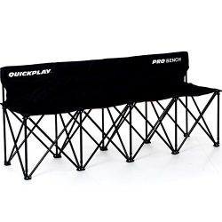 QuickPlay PRO Folding Bench 4 Seats – with 2YR WARRANTY