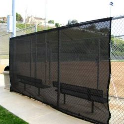 14 X 20′ Black Shade Net Mesh Screen Garden Patio RV Nursery Canopy Sun Tarp