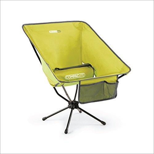 Sleep Revolution Compaclite Deluxe Steel Camping Portable