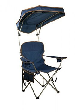 Quik Shade MAX Shade Camp Chair – Navy