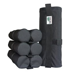 Eurmax Weight Bags for Canopy, 4 Pack