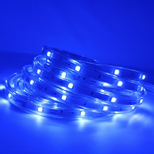 Color Changing Tape Light: ETL Certified Indoor Outdoor Color-changing 5050RGB LED