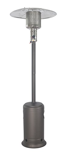 LEGACY HEATING 47000 BTU Propane Patio Heater