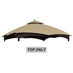 ABCCANOPY 10'x12′ Replacement Canopy Gazebo Shelter Top Roof for the Lowe's 10 ...