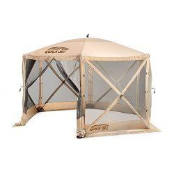 Clam Corporation 9281 Quick-Set Escape Shelter (Tan)