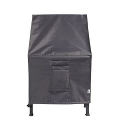 TRIARMOR Standard Patio Chair Cover Waterproof Outdoor Chair Cover
