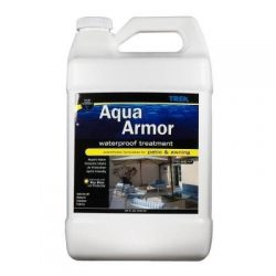 Trek7 Aqua Armor 1-gal. Fabric Waterproofing Spray for Patio and Awning