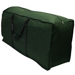 F Fellie Cover Patio Cushion Storage Bag Water Resistant Outdoor Furniture Cushion Bag Carry Cas ...