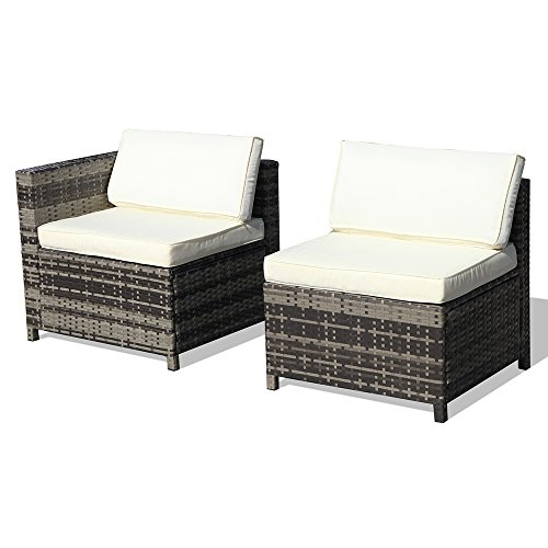 Super Patio Armless Chair Amp Corner Chair Outdoor Patio