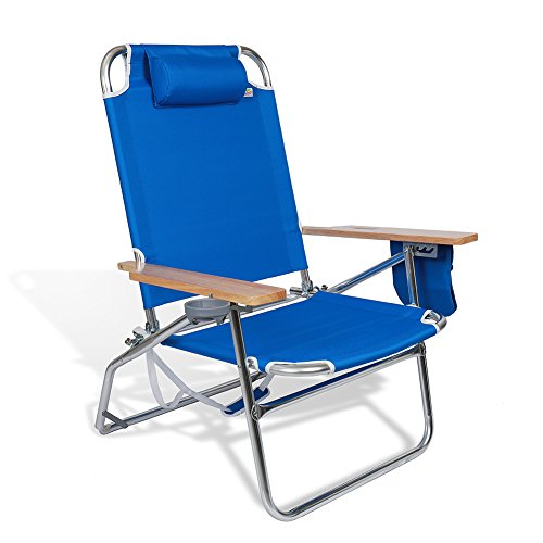 690grand High Capacity Beach Jumbo Chair 500lbs Folding